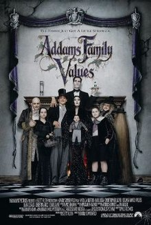The Addams Family 1993