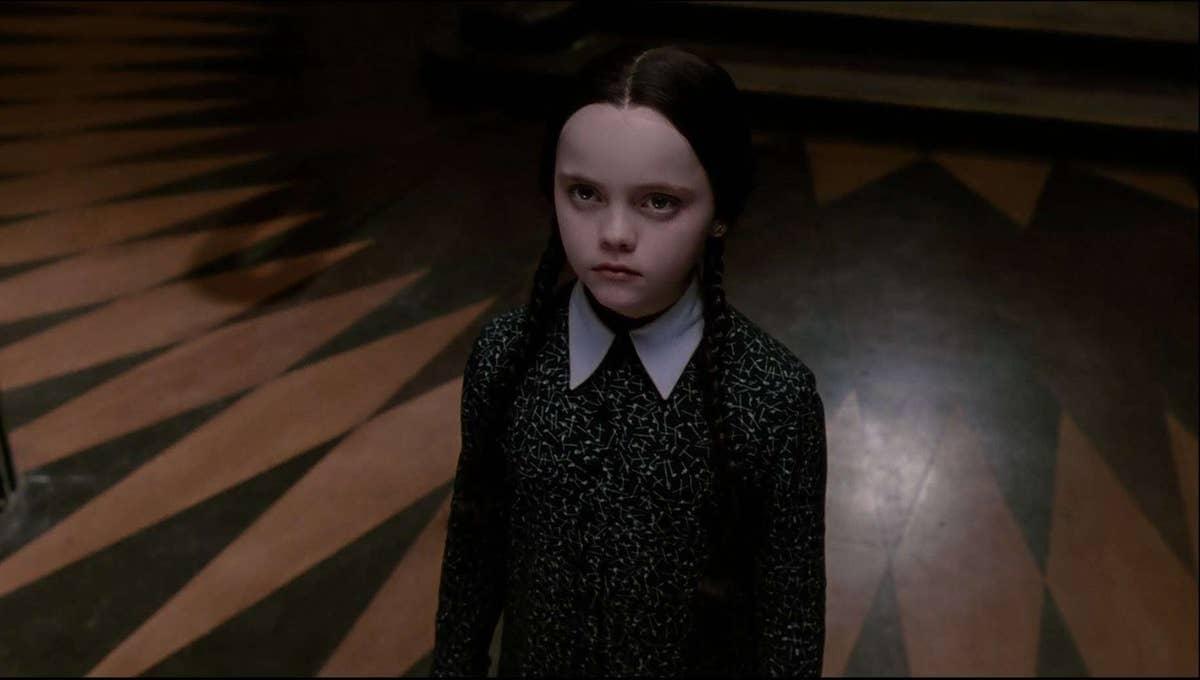 Wednesday Addams, Salah Satu Karakter di Cerita Adams Family