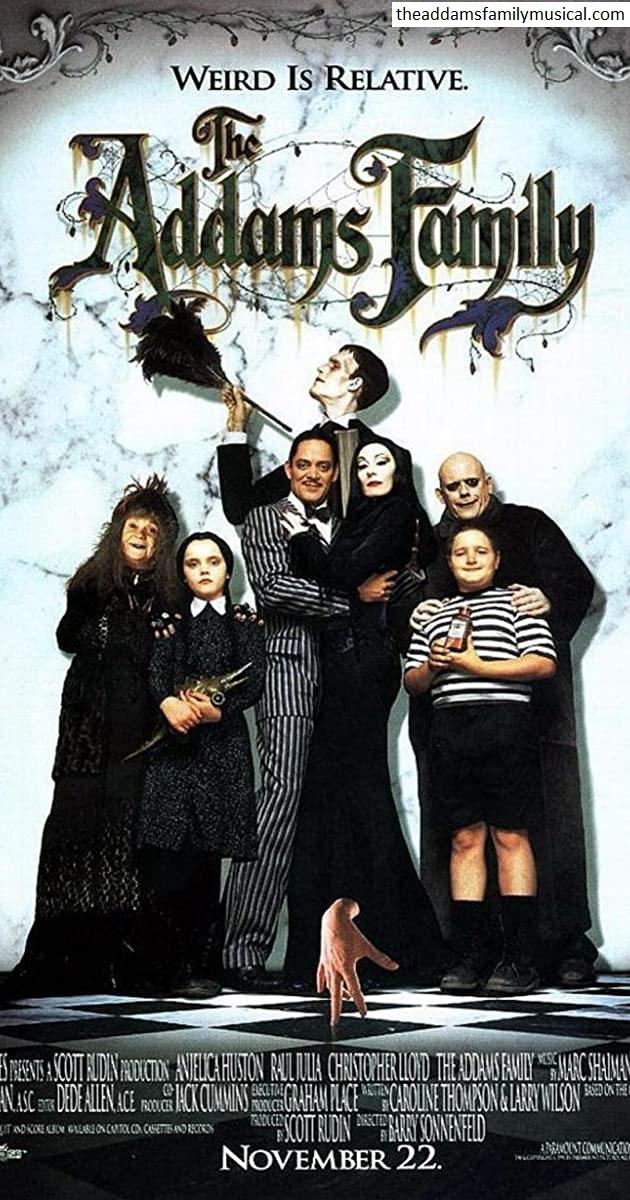 Nilai Positif yang ada di Film The Addams Family