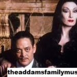 Morticia Addams Karakter Di Film The Addams Family