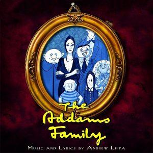 logo addams family