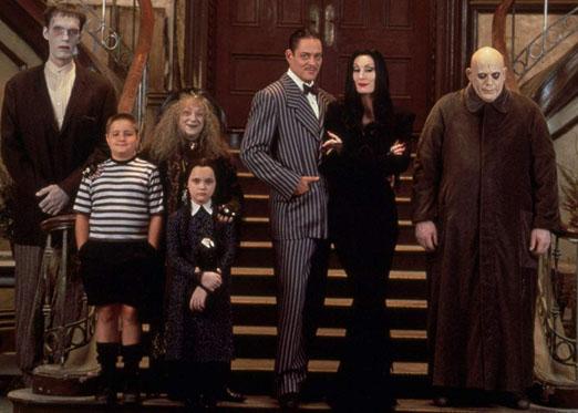 The Addams Family Di Era Tahun 1991 (Beserta Filmnya)